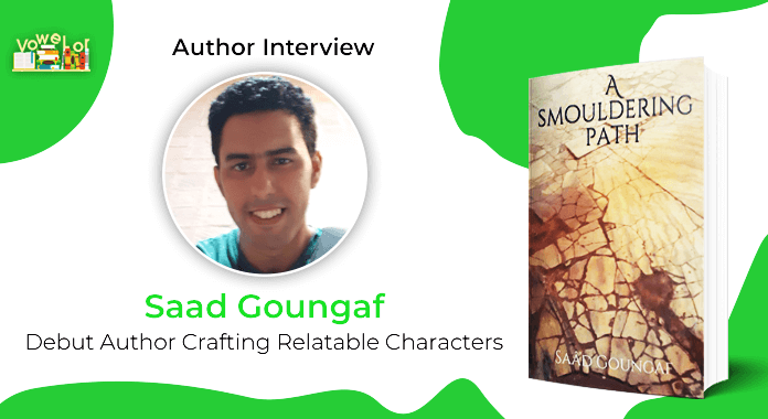 Saad Goungaf Author Interview