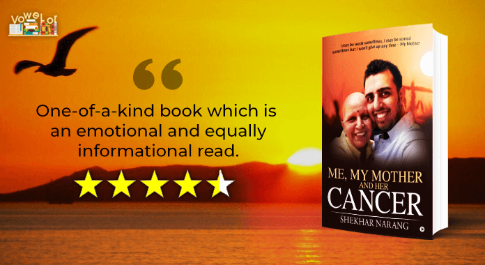 Me My Mother and Her Cancer Book Review