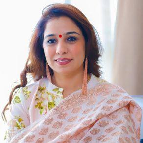 Author Ritu Kakar