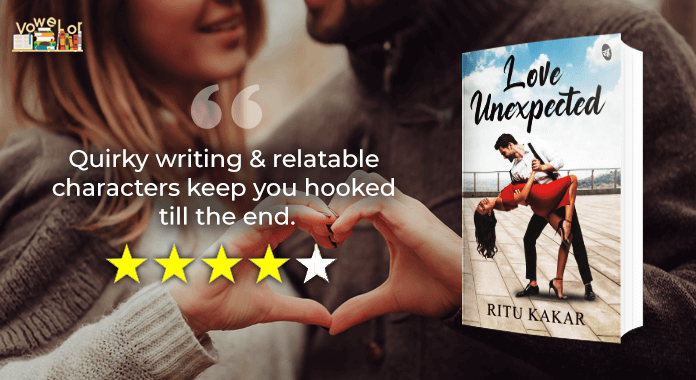 Love Unexpected Book Review