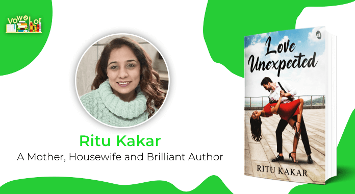 Ritu Kakar Author Interview