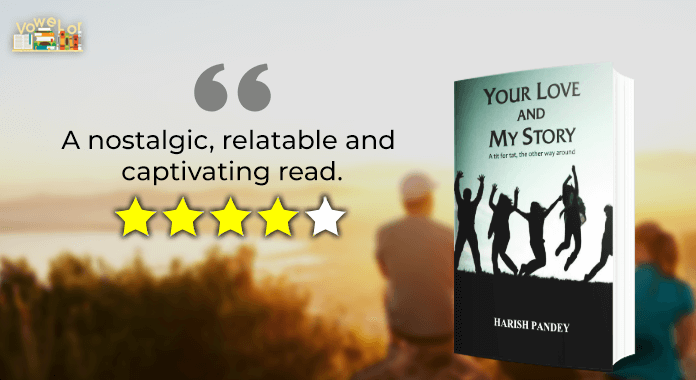 your love and my story book review