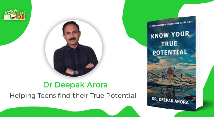 Dr Deepak Arora Author