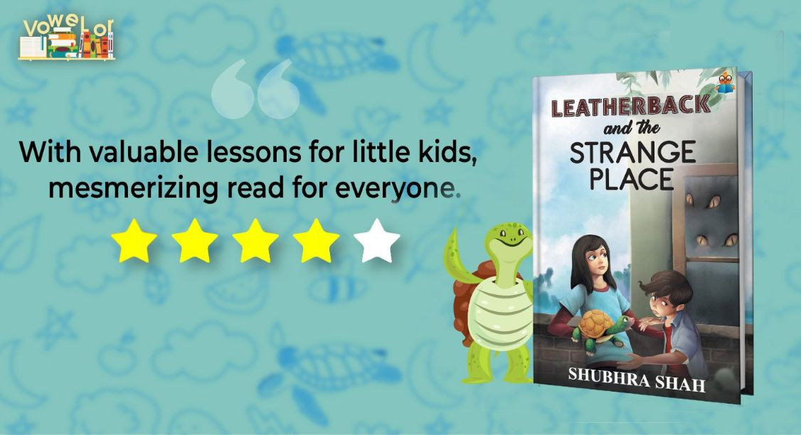 leatherback and the strange place book review