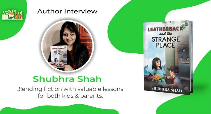 Shubhra Shah Author Interview