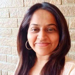 author rupashree rangaiyengar