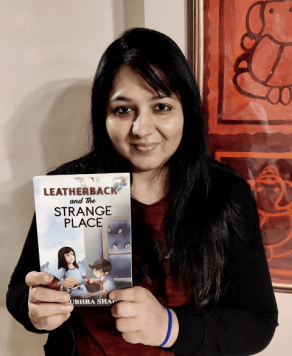 shubhra shah author