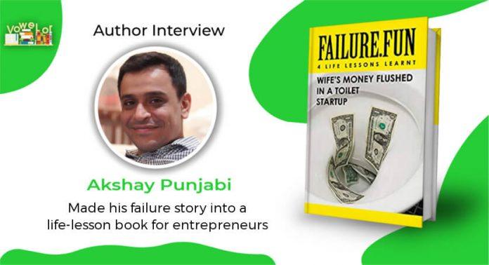 akshay punjabi author interview