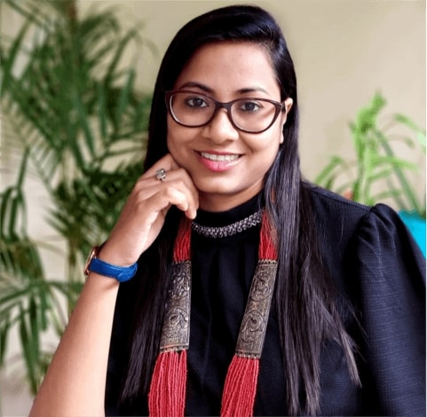 Author Subra Mukherjee