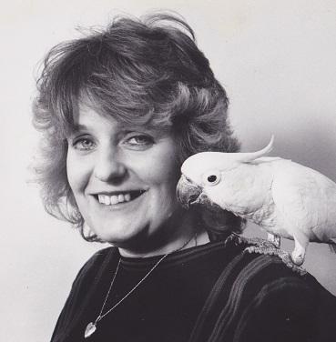 Author Deanna Dewey