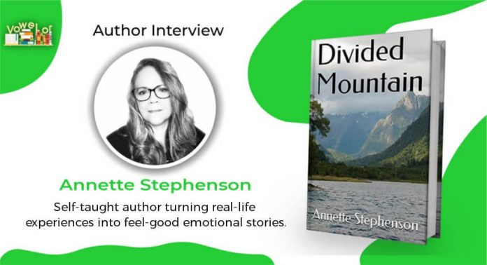 annette stephenson author interview