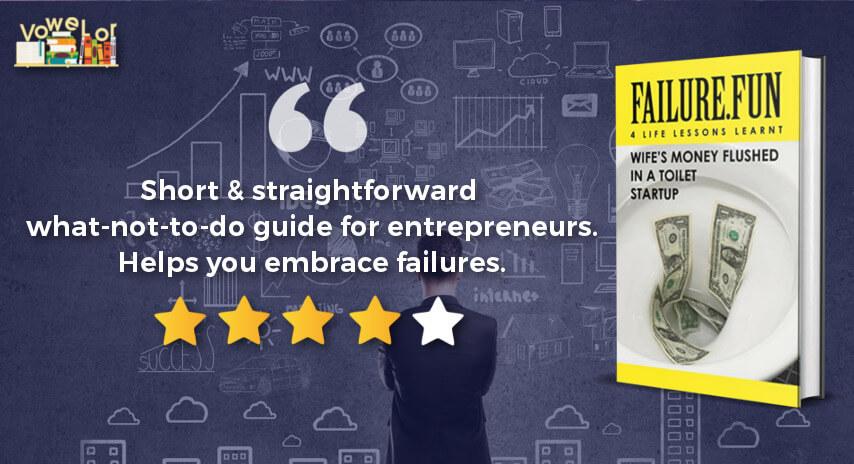 failure fun by akshay punjabi book review