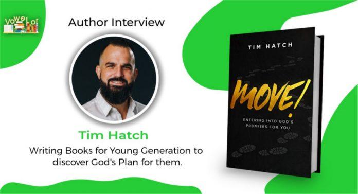 tim hatch author interview
